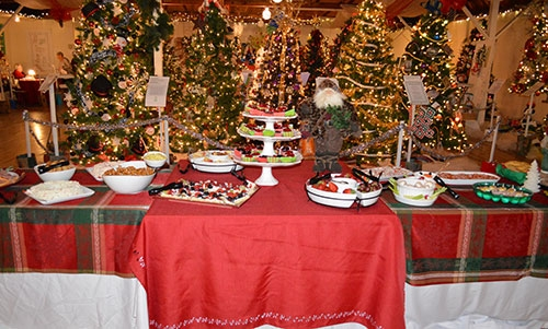 The Veterans Memorial Health Care Foundation's Christmas Fantasy 2018 will be held this Friday through Monday, November 9-12 at the Allamakee...