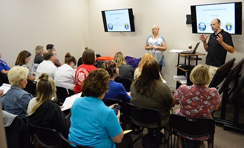 by Joe MosesAn Emergency Management Recovery meeting and presentation was conducted by Janet Riley with Iowa Homeland Security and Emergency...