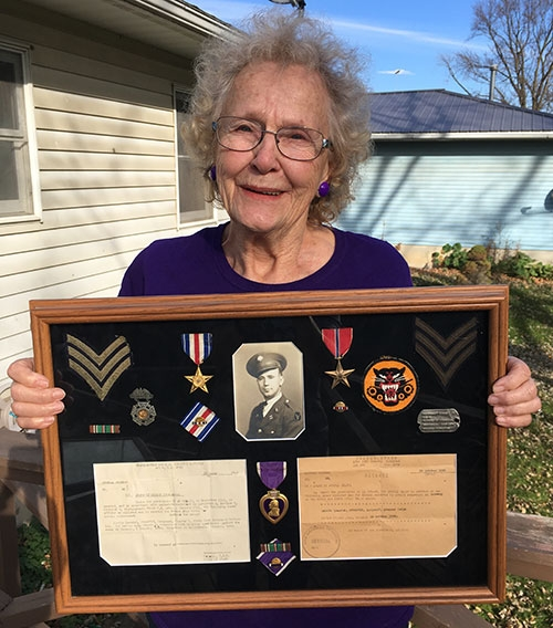 by Lissa BlakeWhen Waukon's Helen Stegen reflects upon the gifts she received in life, she treasures the fact she had her very own war...
