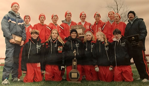 This past fall marked the fifth consecutive season the Waukon High School cross country program has most recently been represented at the Iowa High...