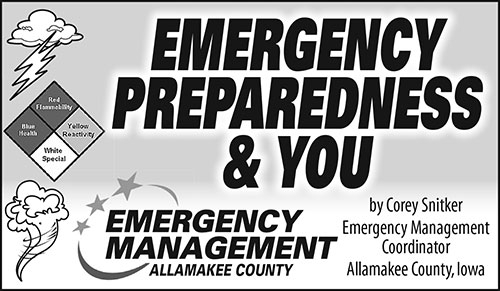 Emergency Preparedness and You by Corey Snitker
