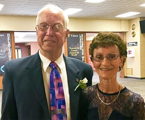 Gary and Marlene Houg