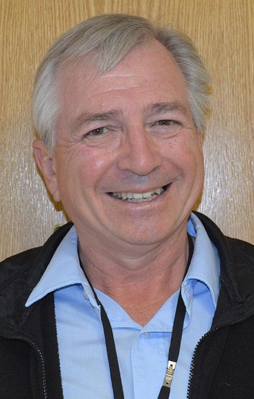 Russ Hagen ...