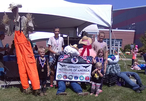 Scarecrow entries ...
