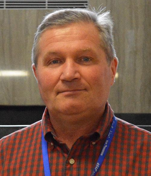 Larry Schellhammer...