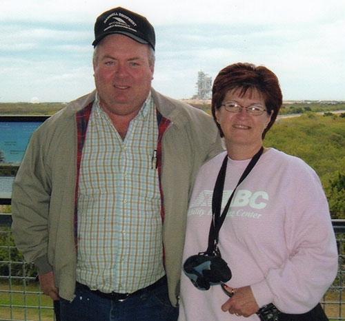 Tony and Deb Schulte