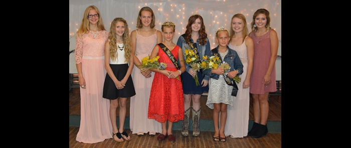 Waukon Corn Days crowns 2016 royalty ...