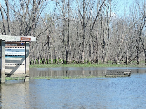 by Captain Ted PeckThe irreversible and profound impact of the Mississippi River flood of 2019 became evident just prior to the Labor Day...