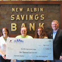 NAIL receives $1,000 donation from NASB and Shazam ...