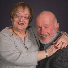 Shirley and Robert Schulze